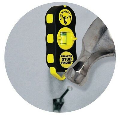 Magnetic Stud Finder Simple Useful Tool In Wall Metal Screw Nail Finder