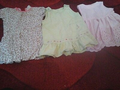 baby girls dresses age 3-6 months