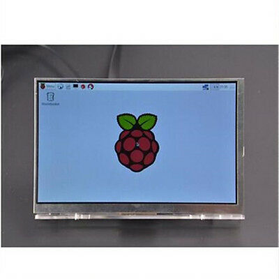 For Raspberry Pi 7 Inch Screen HD HDMI LCD Screen With Support Kit