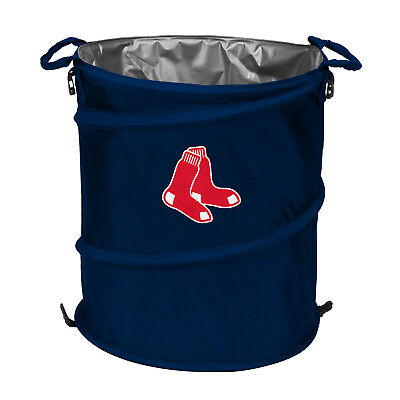 Logo Chair Boston Red Sox Collapsible 3-in-1 Cooler, PartNo 505-35, Single Unit,