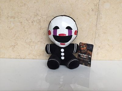 "New 6""Exclusive Plush Doll Five Nights at Freddys Nightmare Rare Marionette Toys"