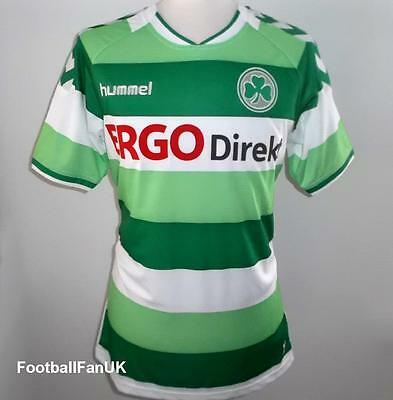 SPVGG GREUTHER FURTH Hummel Home Shirt 2014/16 NEW Small Trikot Celtic S