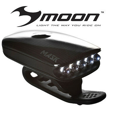 Moon Moon Mask 70 Lumens Front Light- FREE EXPRESS POST