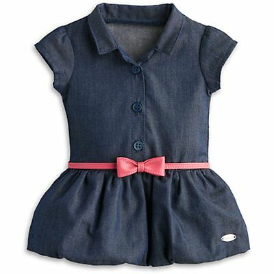"""American Girl TRULY ME INDIGO BUBBLE DRESS for 18"""" Dolls Clothes NEW"""