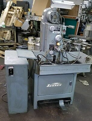 Sunnen honing machine with asorted tooling