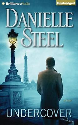 UNDERCOVER unabridged audio book on CD by DANIELLE STEEL