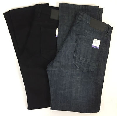 **NEW, KENNETH COLE Men's Straight Leg, Stretch Jeans, VARIETY Wash and Size **
