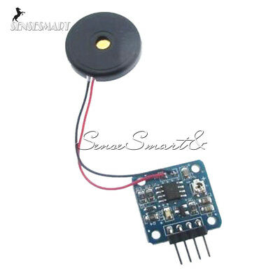 Vibration Sensor Switch Piezoelectric Film Module TTL Level Output For Arduino