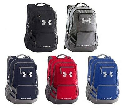 55738c73b351 UNDER ARMOUR TEAM Hustle II Backpack (1272782 1263964) -  39.95 ...