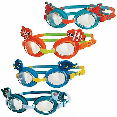 Zoggs Child / Kids Finding Dory Adjustable Swimming Goggles - Upto 6 Years