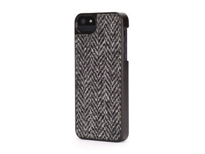 Griffin Technology Black Harris Tweed Case for Apple iPhone 5 / 5S / SE