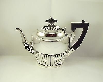 Vintage Walker & Hall Silver Plate Teapot circa 1925