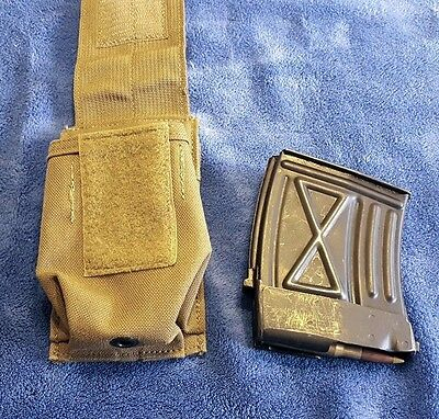 EAGLE USMC Coyote Multi-Grenade Pouch, Universal Mag / Ammo / Utility/ PSL EXC!!