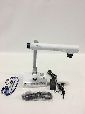 Elmo TT-02RX Document Camera Visual Presenter