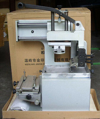 Manual Pad Printer, Pad Printing Machine, Label Logo DIY Transfer Free shipping