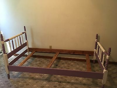 Jenny Lind Twin Bed Frame