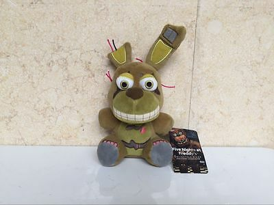 "6""Exclusive Kids Plush Doll Toy 2 Nightmare Rabbit Five Night at Freddys Series"