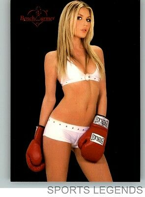 2004 Bench Warmer #124 Juliette Dugas