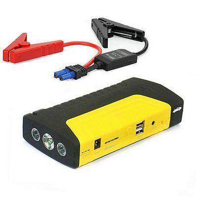 New Brand Promo AGA A10 Red/Black Portable Power Bank and Car Jump Starter
