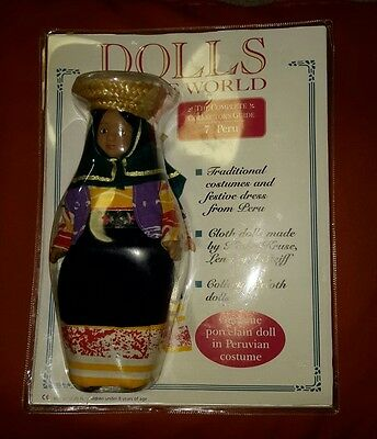 Dolls of the world No7 Peru