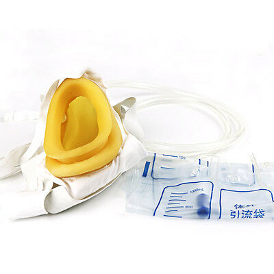 Reuseable Female Urine Bag Pee Holder Collector for Urinary Incontinen