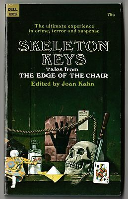 VINTAGE RARE HORROR - Skeleton Keys: Tales From the Edge of the Chair (1969)