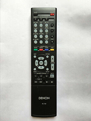Remote Control For Denon RC-1189 RC-1192 RC-1193 RC-1196 AVR-S700W #T3799 YS