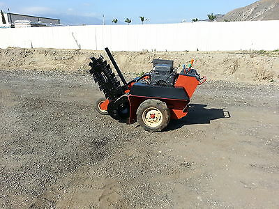 Ditch Witch 1820 Trencher Good Condition- Ready to work