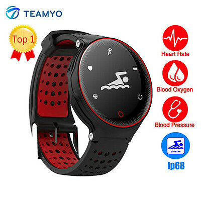 Bluetooth Smart Watch X2 Heart Rate Monitor Blood Pressure Waterproof Smartband