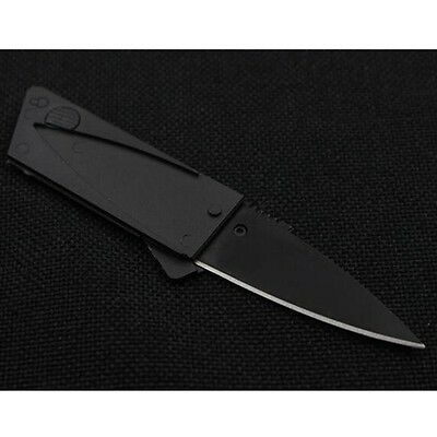 10 Credit Card Knives Lot Folding Wallet Thin Pocket Survival Micro Sharp Knife