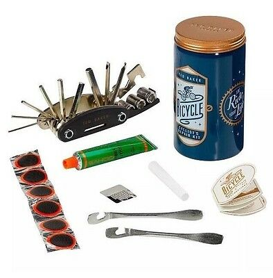 Ted Baker Accessories Cycle Repair Kit Bicycle Puncture Repair And Bike Tool Kit