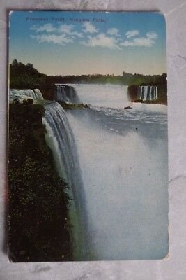 Antique c1914 Postcard p: Prospect Point Niagara Falls New York NY