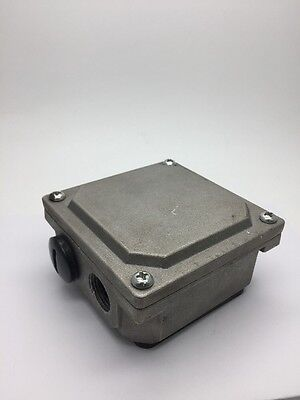 Aluminum Electric Motor Cable Connection Box Terminal Block housing 71 Frame
