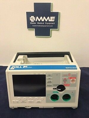Zoll M Series Biphasic 3L, Pacing, Advisory- some cosmetic damage