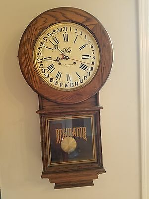 H-T  Clockmakers  New York