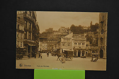 Cp - Ancienne Carte Postale - Verviers - Pont Des Recollets - Editions Nels