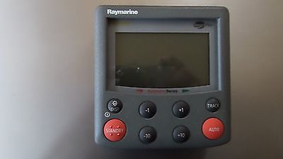 Raymarine Smartpilot St6002 Autohelm Series Excellent/tested Condition Ready For