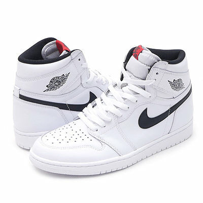sports shoes c211d 26f45 Nike AIR JORDAN Yin Yang Retro 1 OG High White Black 555088 102 Multiple  Sizes