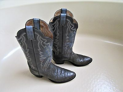 Vintage Justin Men's Boots - Usa - Size 7D  -  Style 8872