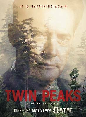 "10435 Hot Movie TV Shows - Twin Peaks 2017 1 24""x32"" Poster"