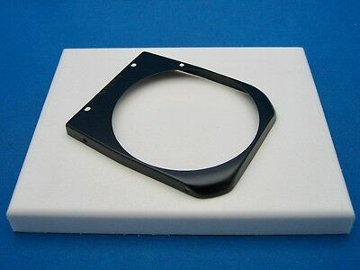 Nikon F2 Black New Front Cover Plate / Nos