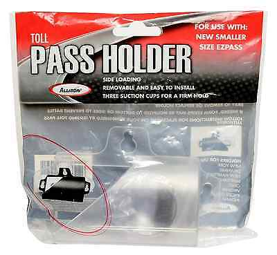 Allison Clear Toll Pass Holder for use electronic toll tag in multiple vehicles