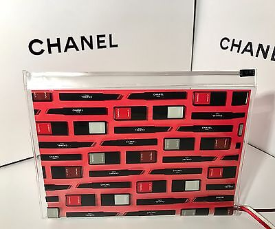 Chanel Parfums Carnet Collector VIP Gift Neuf Et Authentique
