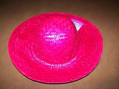 Ladies Summer Beach Hat - Wide Brim - Keep Sun Off Your Face  - Keep Cool