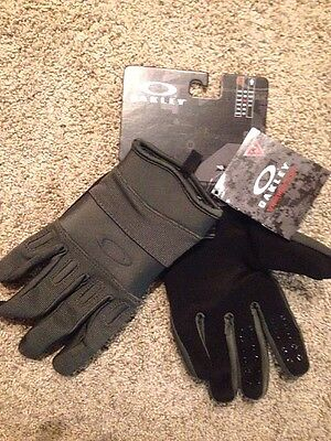 Oakley SI Lightweight Military Tactical Gloves - size Small Foliage Green NEW!!