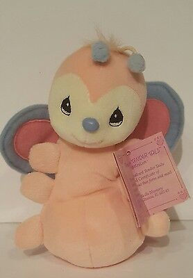 PRECIOUS MOMENTS ** TENDER TAILS ** BUTTERFLY ** stuffed animal doll