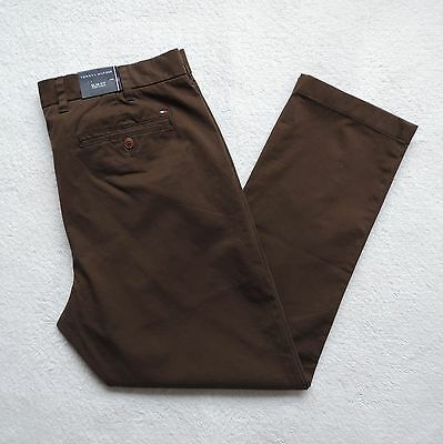 NWT Tommy Hilfiger Men's Chino Pants, Brown, Size: 36, 38