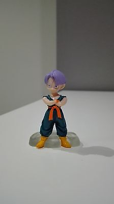 Dragon Ball Z Hg Sp Trunks Gashapon Bandai Figure