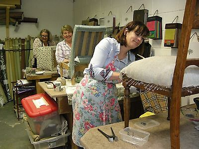 Introduction to Upholstery 2 Hour Course - Sheffield (Date 15.01.2018) 6pm-8pm