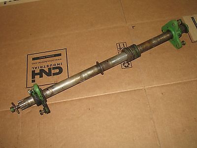 John Deere 24T Hay Baler KNOTTER / NEEDLE LIFT SHAFT # E20017E